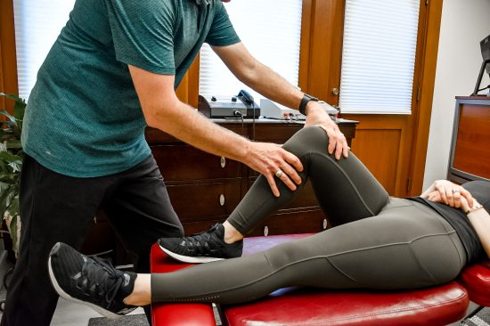 Knee pain treated with Chiropractic in Sunnyvale