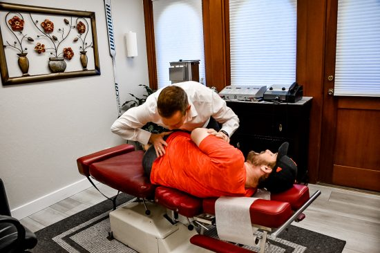 Sunnyvale spinal adjustment chiropractor