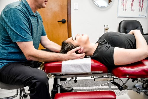 Chiropractic neck treatment Sunnyvale